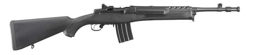 Ruger Mini-14 Tactical Rifle with 20 round detachable magazine