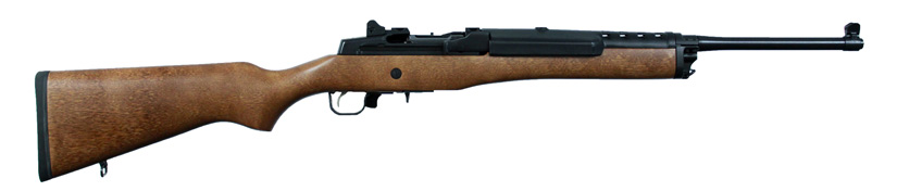 Ruger® Mini-14® Mini Thirty® Rifle Autoloading Rifle Models