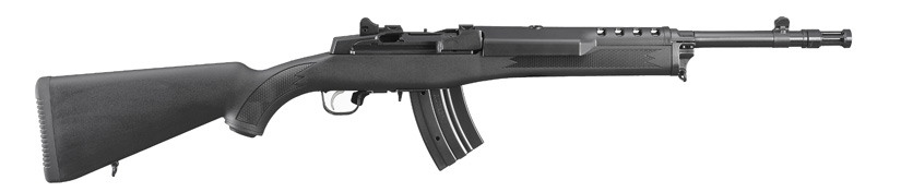 Ruger® Mini-14® Mini Thirty® Rifle Autoloading Rifle Models