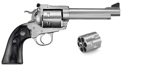 Ruger® New Model Blackhawk® Convertible Single-Action