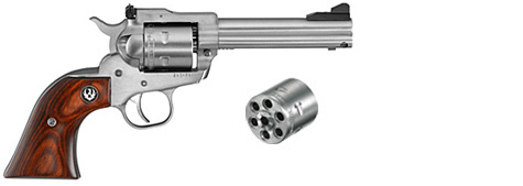 Ruger® New Model Single-Six® Convertible Single-Action