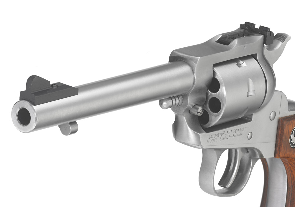 Ruger® New Model Single-Six® Single-Seven™ Single-Action