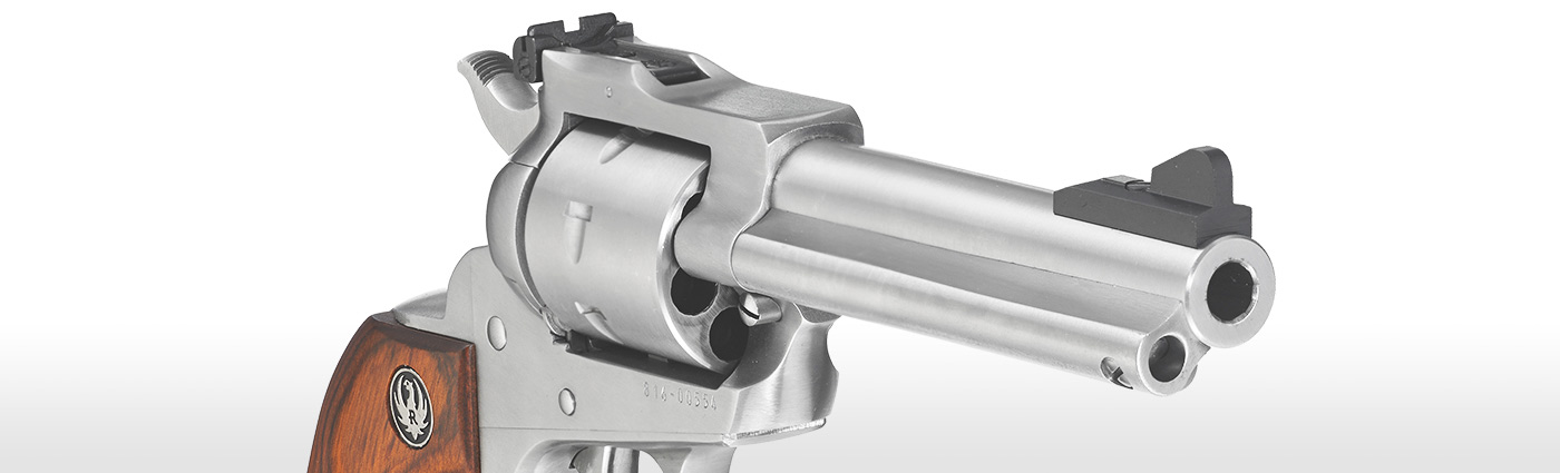 Ruger® New Model Single-Six® Single-Seven™ Single-Action Revolver