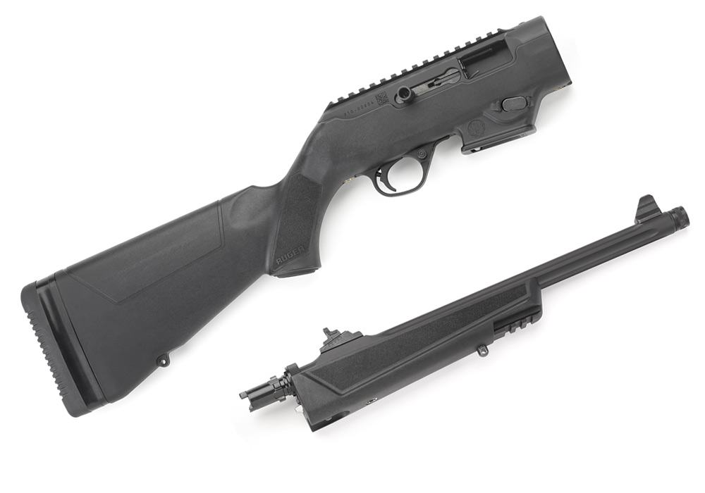 Ruger Pc Carbine Autoloading Rifle Models