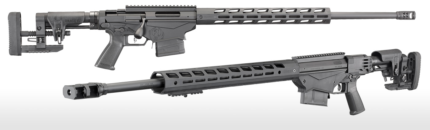 Ruger 174 Ruger Precision Rifle 174 Bolt Action Rifle Models