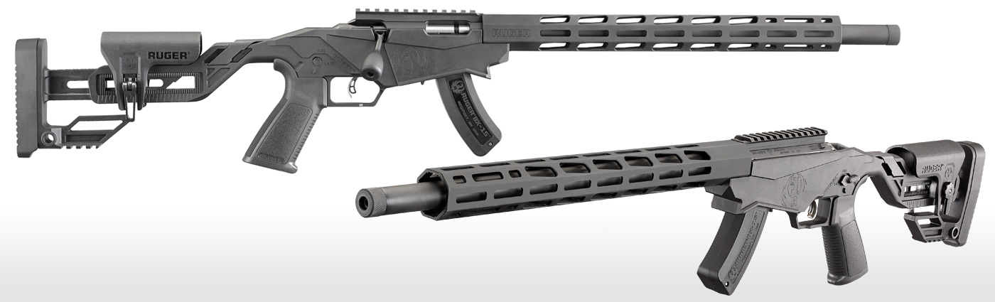ruger ruger precision rimfire bolt action rifle models