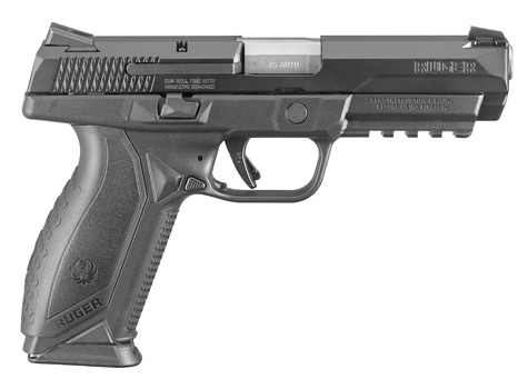 RUGER AMERICAN PISTOL 45ACP Model Number: 8615