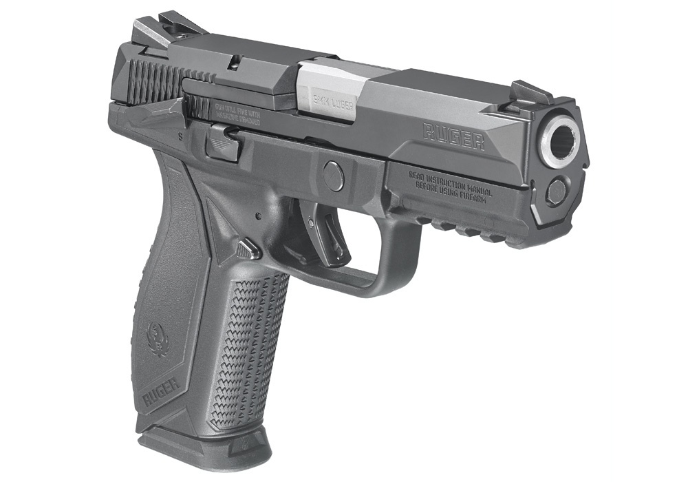 Ruger American - best 9mm pistol