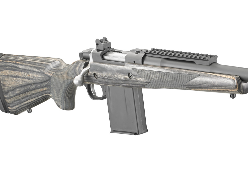 Ruger® Scout Rifle * Bolt-Action Rifle Models