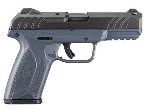 Ruger® Security-9® * Centerfire Pistol Models