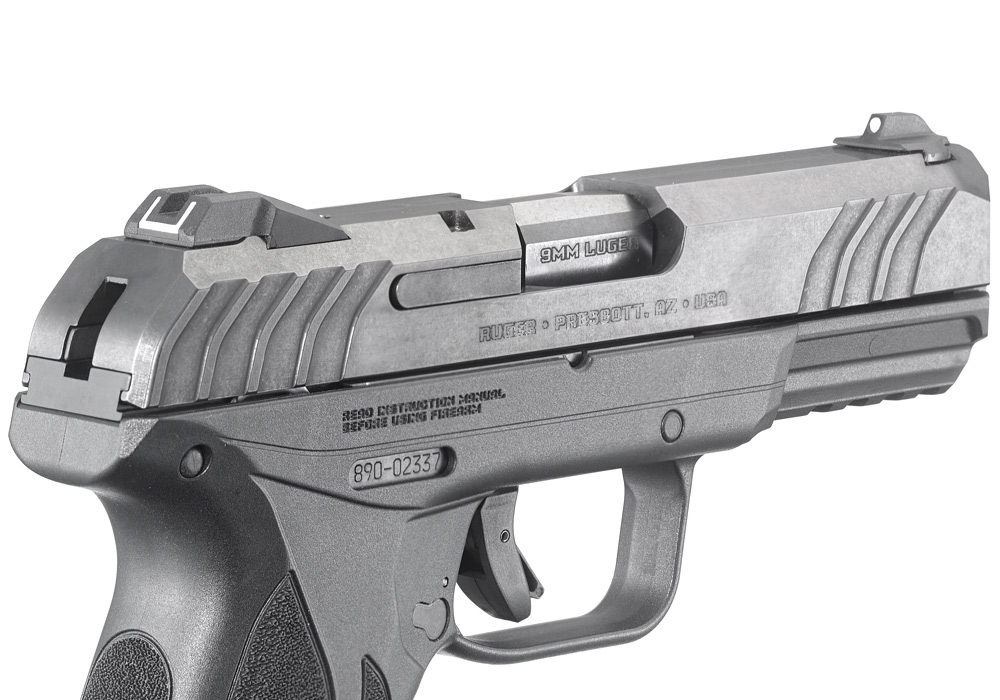 ruger security 9 centerfire pistol models
