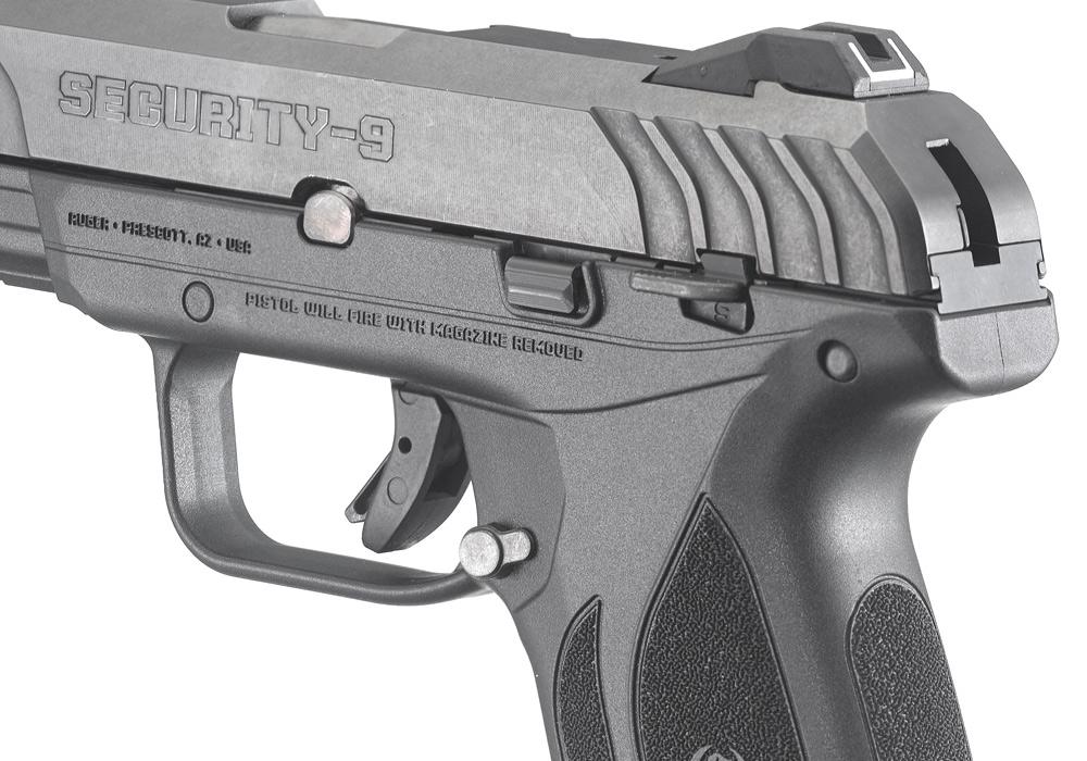 Ruger 174 Security 9 174 Centerfire Pistol Models