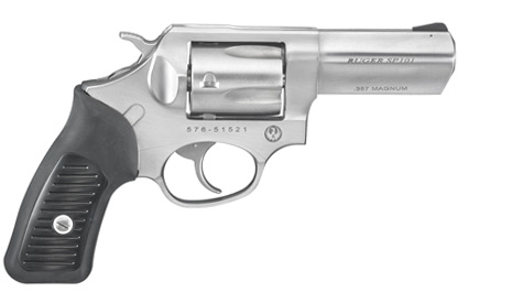 Ruger® SP101® Standard Double-Action Revolver Models