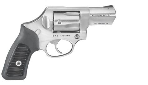 Ruger 357 Hammerless Revolver Got a Ruger Hammerless 357