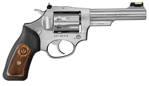 Ruger 22 Pistol Revolver