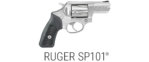 Ruger SP101® Double-Action Revolvers