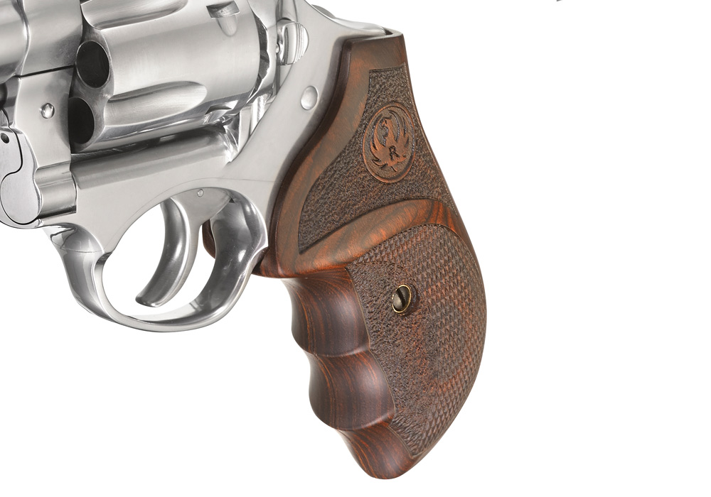 Ruger® SP101® Match Champion® Double-Action Revolver Models