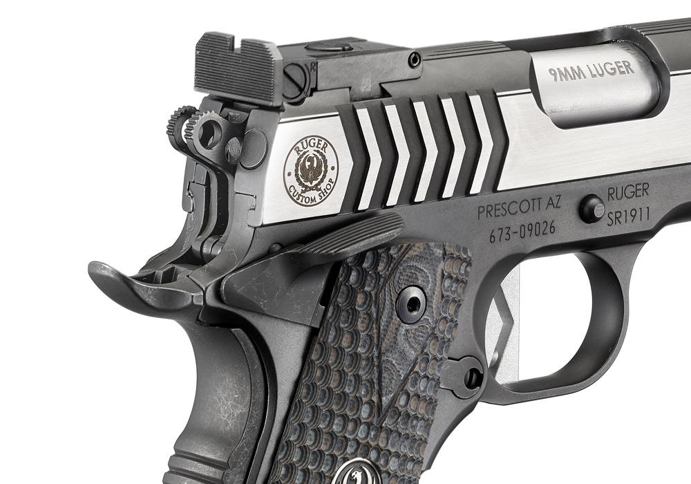 Ruger 174 Sr1911 174 Competition Centerfire Pistol Models