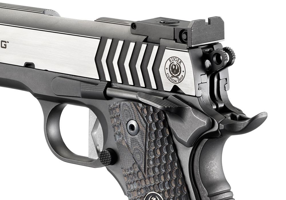 Ruger® SR1911® Competition Centerfire Pistol Models