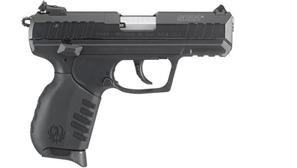 Walther p 22 - Semi-Auto Handguns