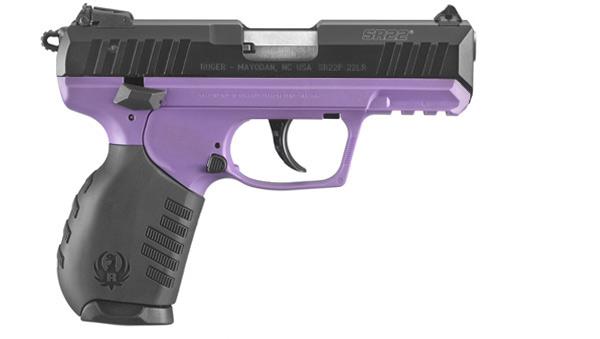 cdf0c4b4f571 Ruger® SR22®   Rimfire Pistol Model 3606