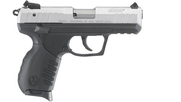Ruger Sr22 Rimfire Pistol Models