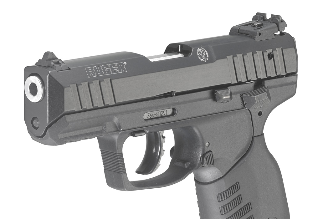 Ruger® SR22® * Rimfire Pistol Models