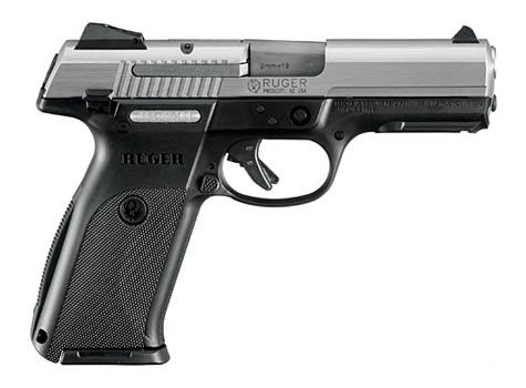 Ruger SR9 Silah Modeli