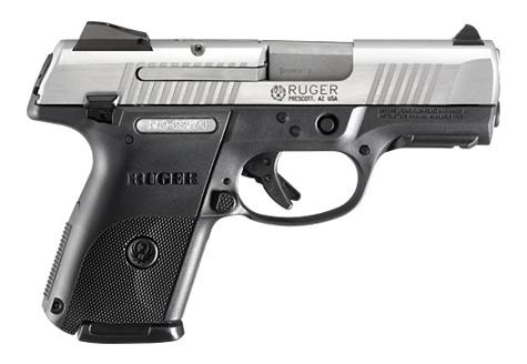 Ruger® SR9c® * Centerfire Pistol Models