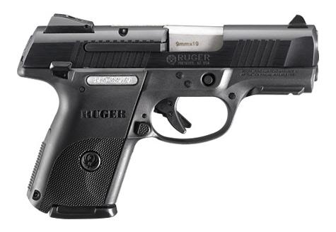 Ruger SR9 c Silah Modeli