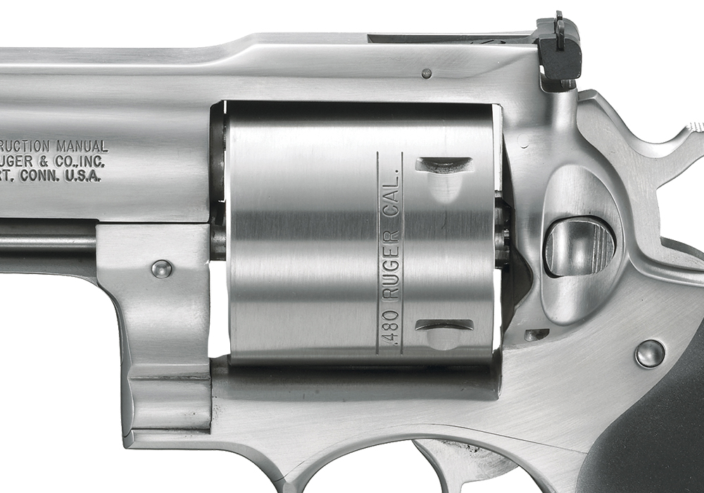 Ruger® Super Redhawk Alaskan® Double-Action Revolver Models