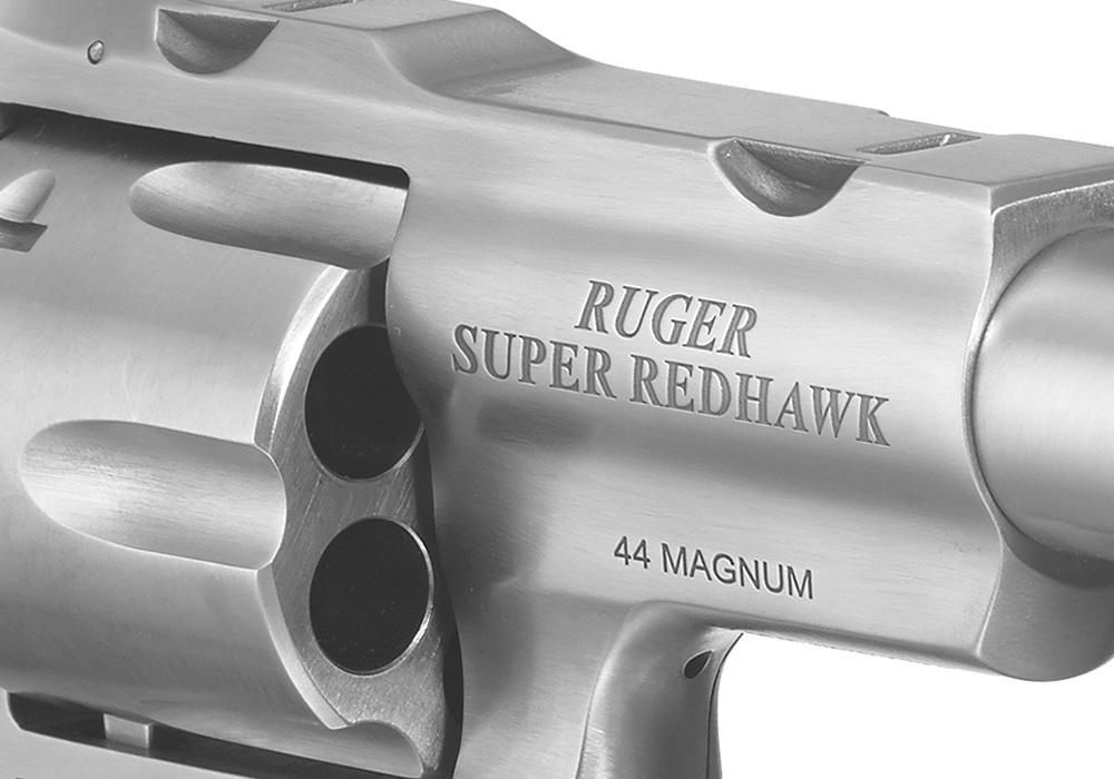 Ruger® Super Redhawk® Standard Double-Action Revolver Models