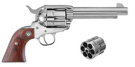 Ruger® Ruger Vaquero Stainless Single-Action Revolver Models