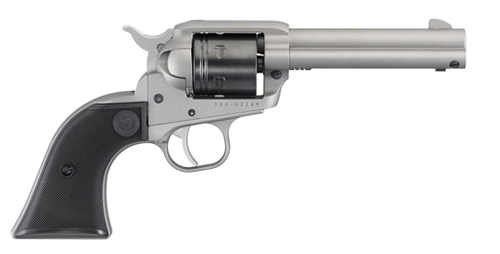 Ruger Announces Wrangler 22LR Single-Action Revolver Models