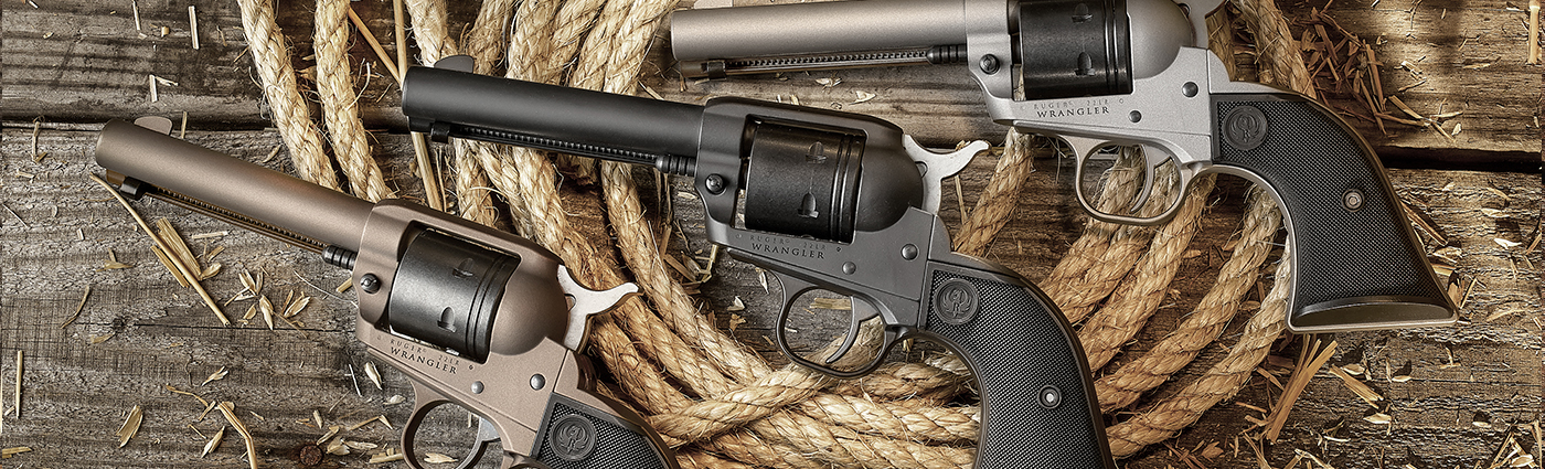 Ruger® Wrangler® * Single-Action Revolver Models